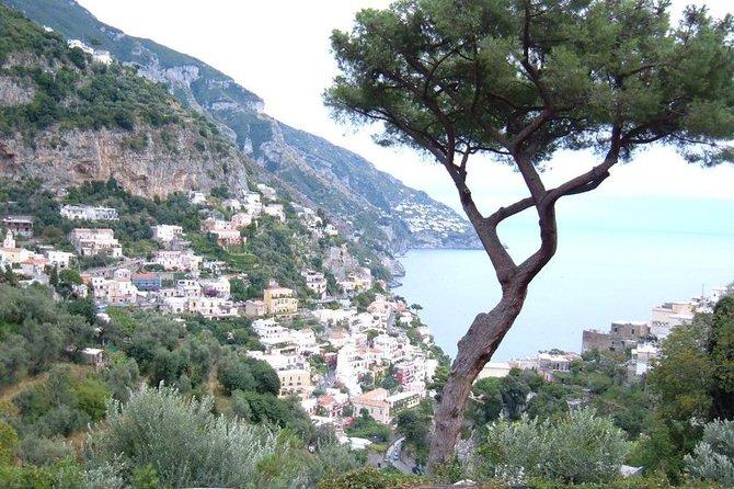 Private Day-Trip from Sorrento: Positano, Amalfi, and Ravello NO GUIDE