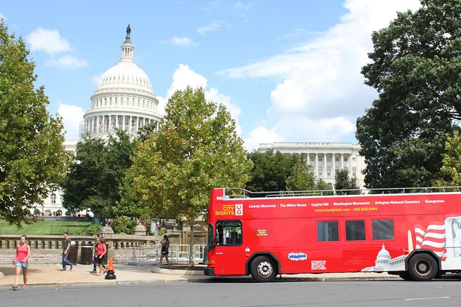 See DC and more with this hop-on hop-off and FlexPass