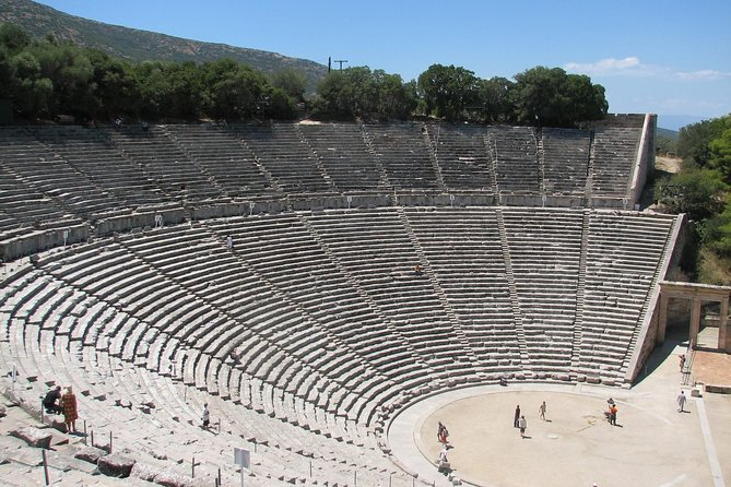 Shore Excursion: Argolida -Mycenae, Nafplio and Epidaurus Private Day Trip