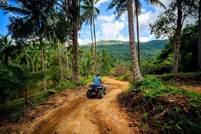 2-Hour Koh Samui ATV Quad Tour