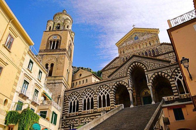 Private Tour: Amalfi Coast Tour from Sorrento