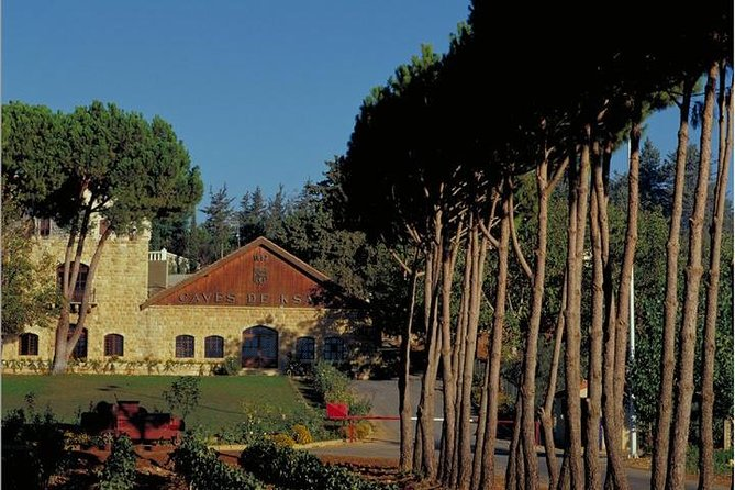 Private Tour - Wine Tasting Tour - Day Trip from Beirut