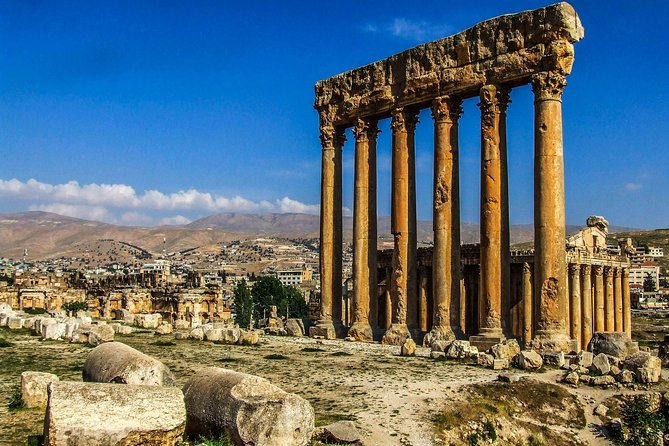 Private Tour - Baalbek, Hike in The Chouf Cedars & Wine Tasting