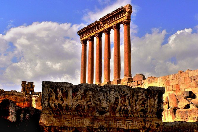 Small Group Tours - Baalbek, Anjar & Ksara Day trip from Beirut