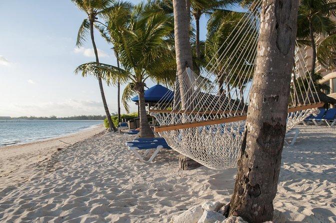 Freeport Shore Excursion: Round-Trip Beach Transfer naar Pirates Cove
