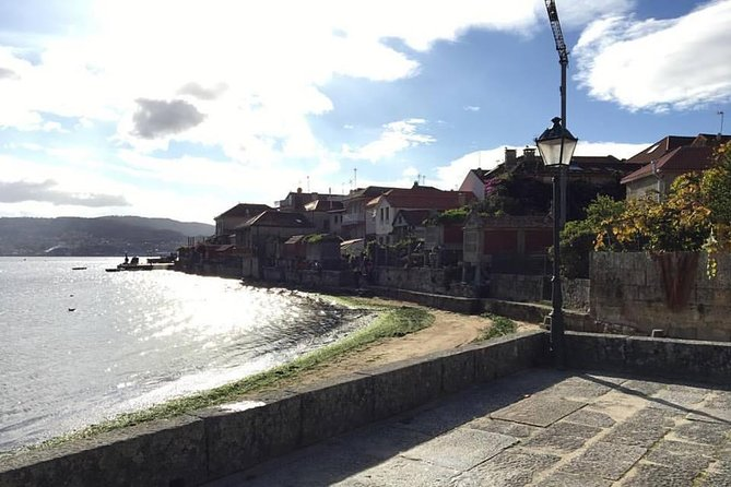 Tour de dia inteiro às Rias Baixas saindo de Santiago de Compostela