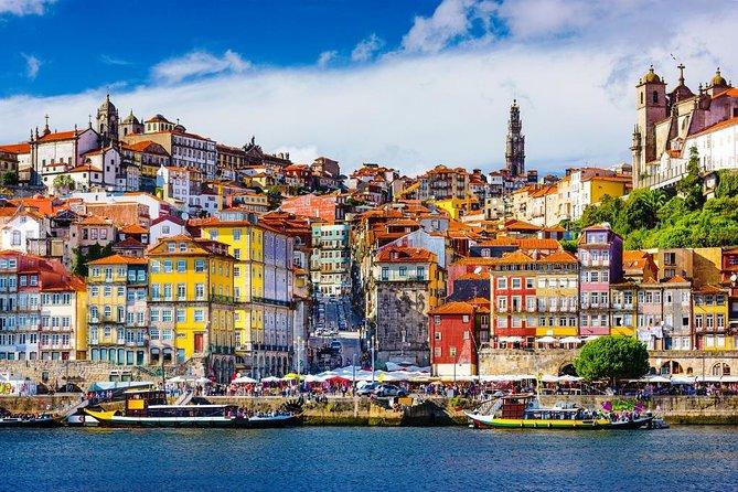 Tour Oporto from Santiago de Compostela