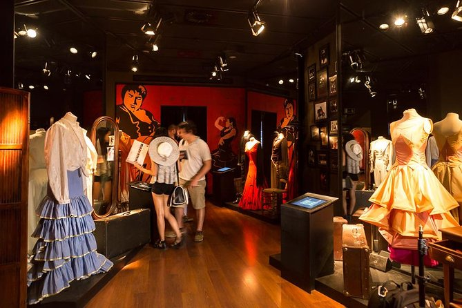 Museo Del Baile Flamenco.Museo Del Baile Flamenco Admission Ticket 2019 Seville