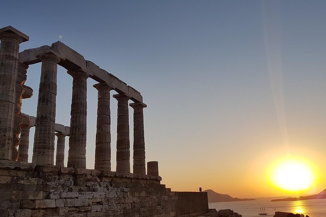 Athens Riviera Activities and Temple of Poseidon Private Tour