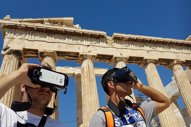 Athens Virtual Reality Self-Guided Walking Tour