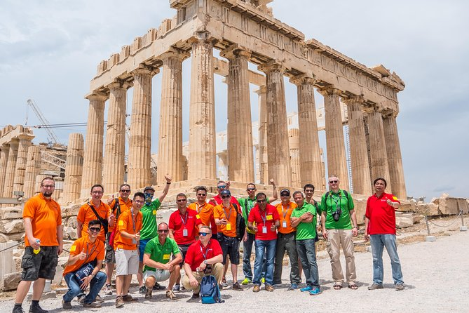 Acropolis Half-day Walking and Trikke Tour