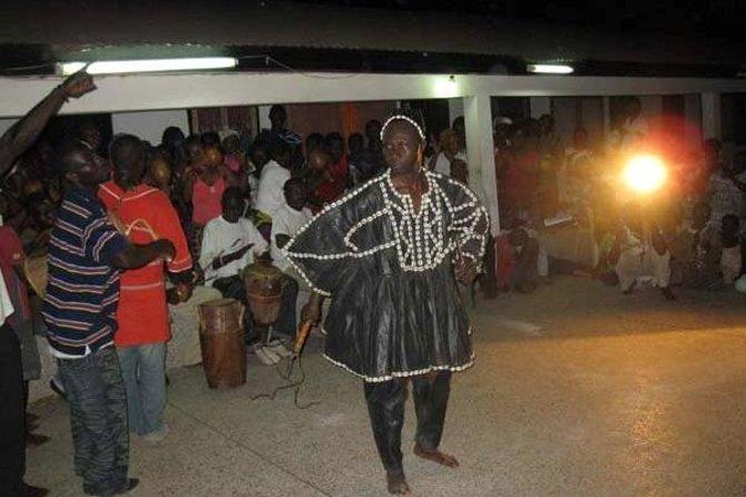 Experiencia vudú en Kumasi