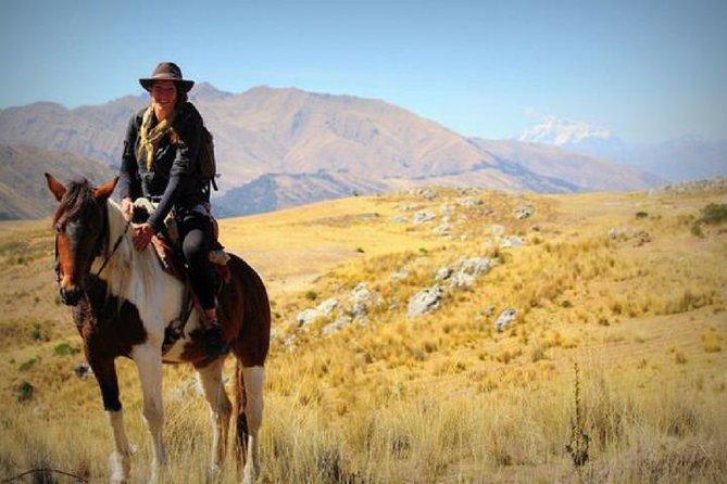 Half-Day Horseback Riding in Cusco