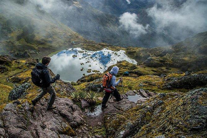 Lares to Machu Picchu (4 days 3 nights)