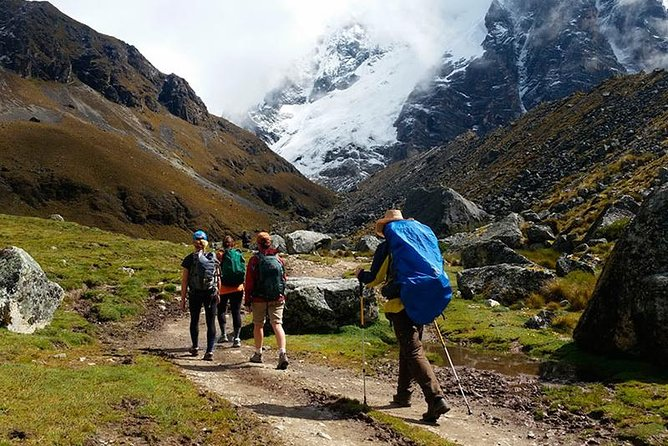 Salkantay Inka Trail (7 days 6 nights)