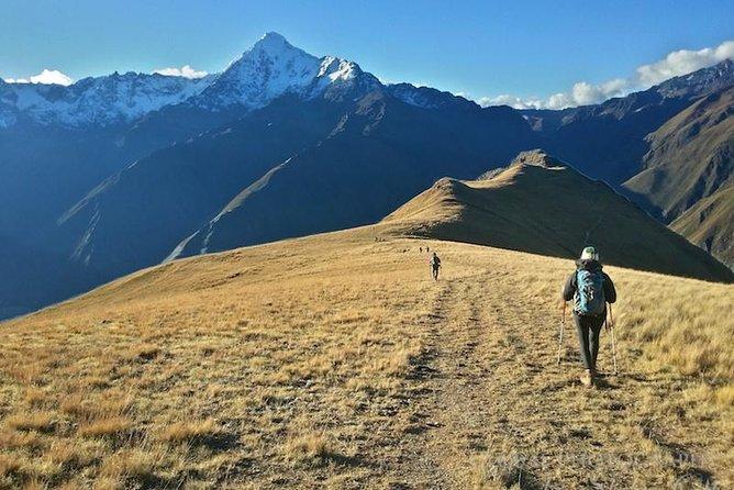 Quarry Trail to Machu Picchu (6 days 5 nights)