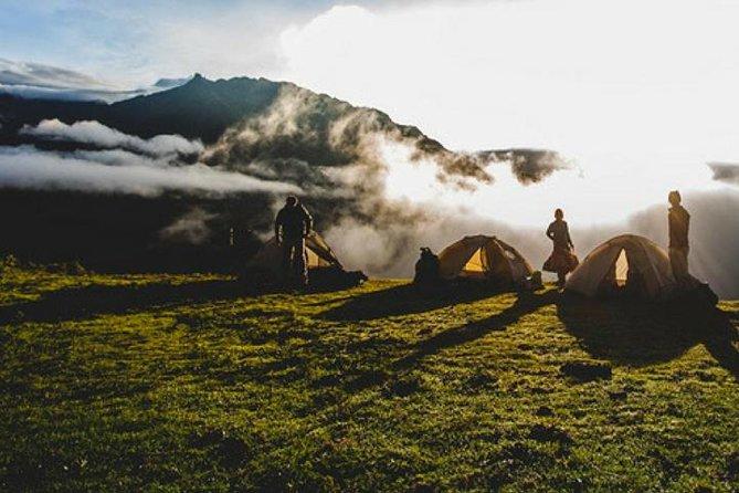 Choquequiraw To Machu Picchu (8 days 7 nights)