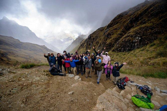 Short Inka Trail (2 days 1 night)