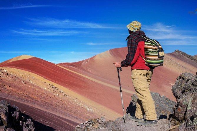 Rainbow Mountain Cusco Shared Full Day Tour