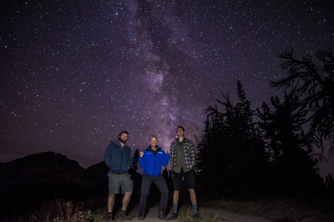 Alpine Stargazing & Wine Tasting