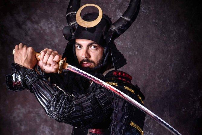 Samurai Armor Cosplay Experience