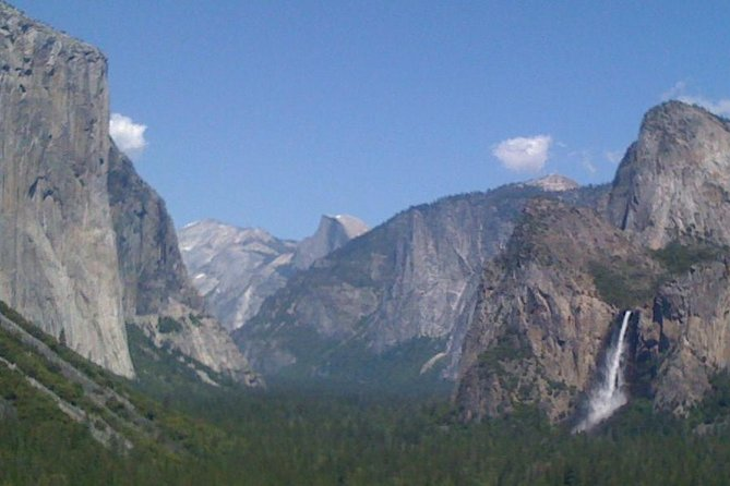 Small-Group Tour of Yosemite from Lake Tahoe