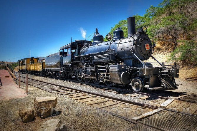 Wild West Day Trip from Lake Tahoe with Train Ride