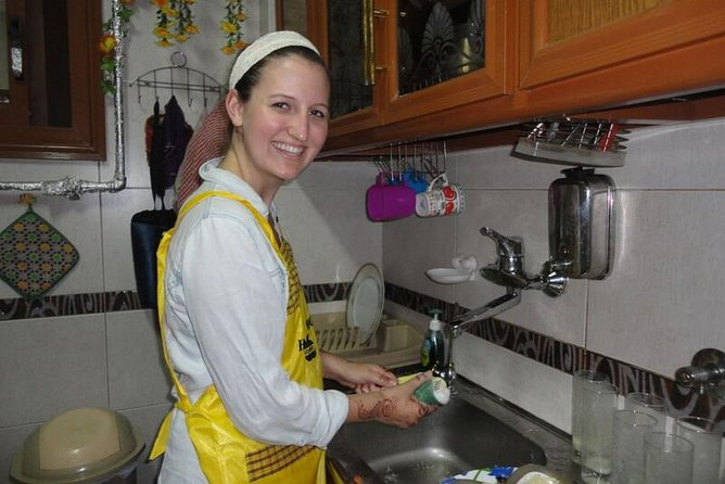 Private Cairo: Home Cooked Experience