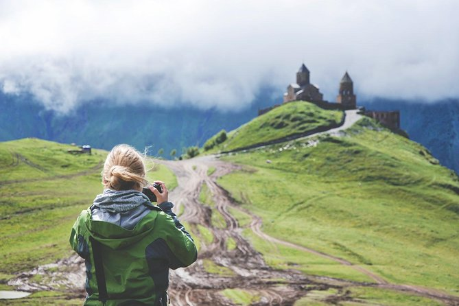 Three overnights in Tbilisi with airport transfers, city tour and Kazbegi tour