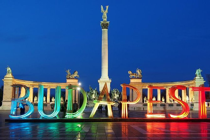 Cheap Minibus Service Airport Transfer Budapest to Hotel