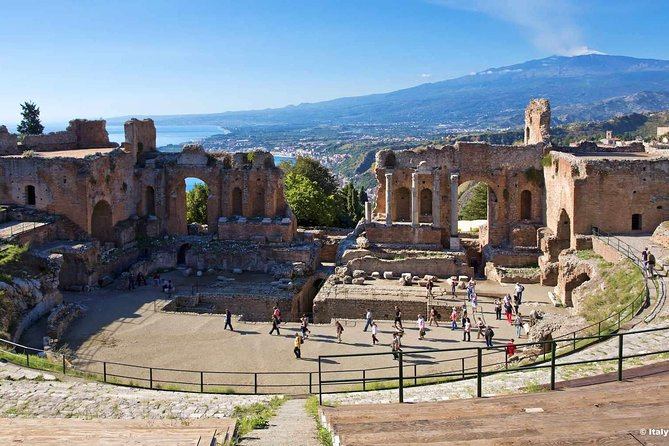 Private Taormina & Mount Etna Tour from Taormina