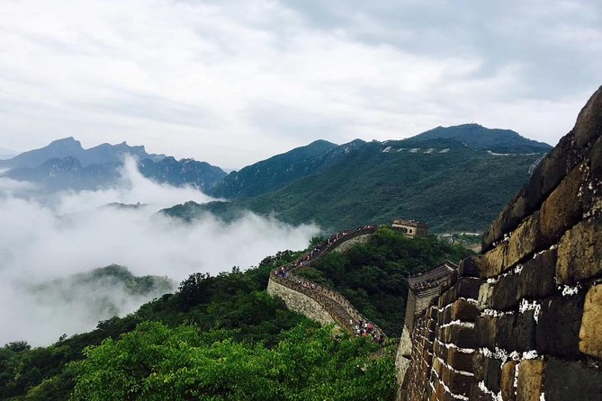 Mutianyu Great Wall Small-Group Tour in kleine groep met gratis pick-up