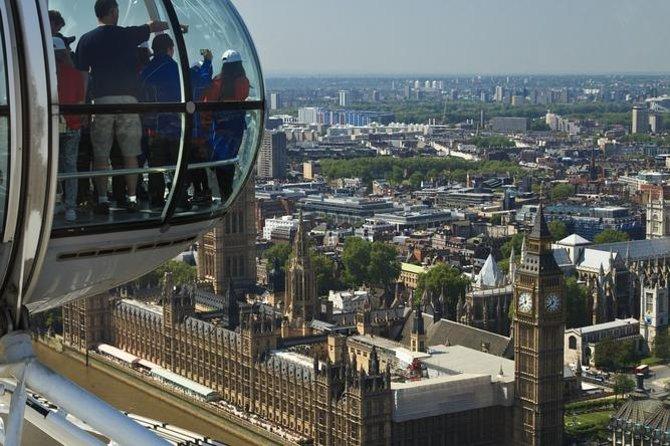 London Attraction Pass incluye la catedral de San Pablo, la vista desde The Shard y el crucero por el río Támesis