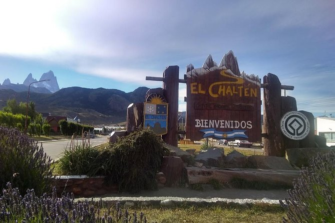 Shared transfer to El Calafate -El Chaltén