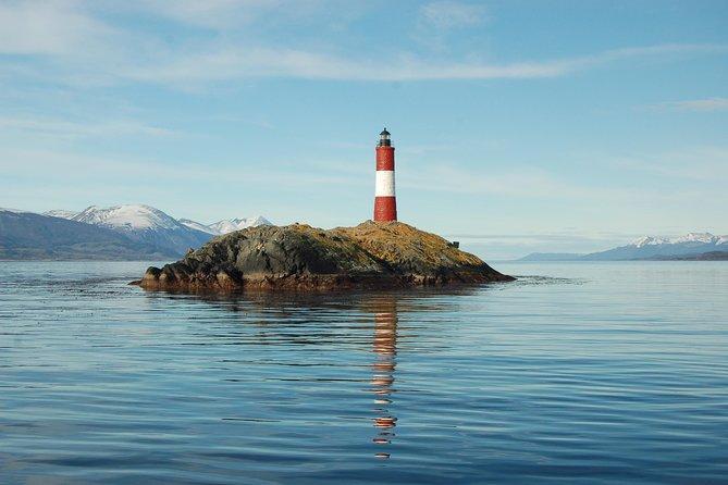 Beagle Channel Navigation - Sea Lions Island