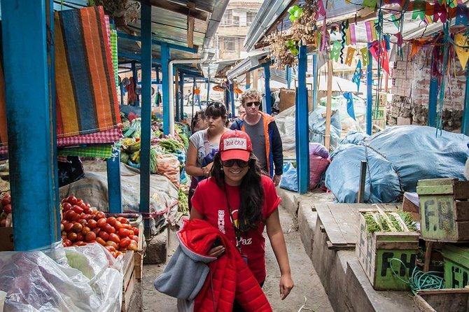 Recorrido a pie por La Paz que incluye sus calles históricas