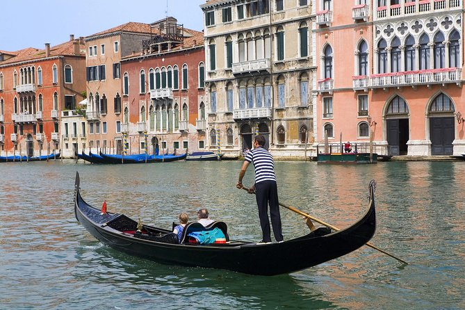 Venice Day Trip from Piran by High Speed Ferry