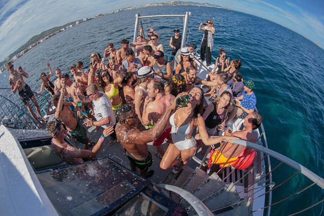 ONLY IBIZA BOAT PARTY