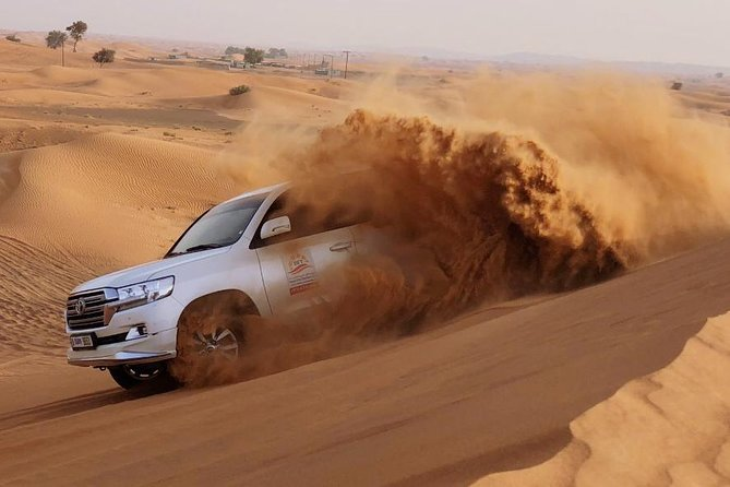 Desert Safari with BBQ Dinner in Dubai