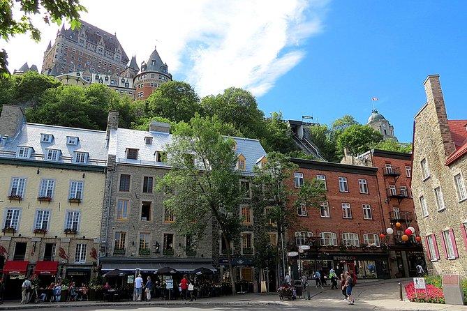 Quebec City Walking Tour: Meet a Local!