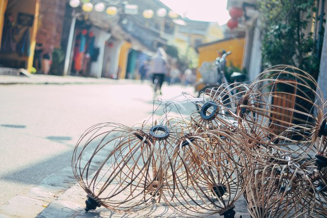 Half-Day Lantern Making and Art Craft Lesson in Hoi An City