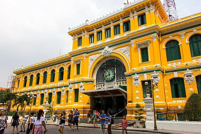 Shore Excursion: Half-day Ho Chi Minh City Tour from Phu My Port
