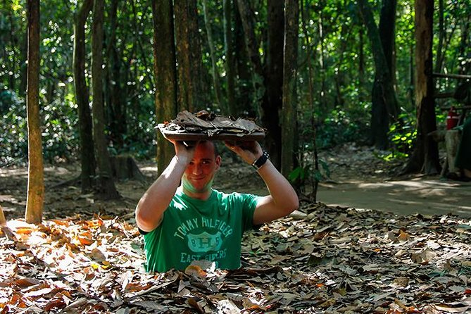 Shore Excursion: Cu Chi Tunnels from Phu My Port
