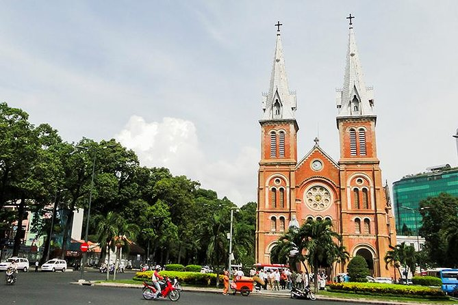 Shore Excursion: Half-day City Tour of Ho Chi Minh from Sai Gon Port