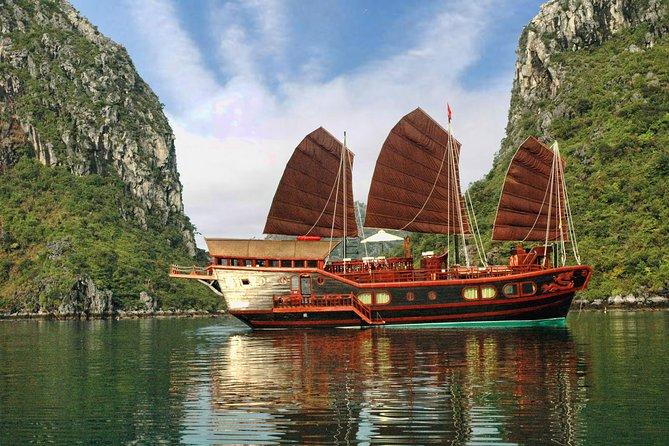 Crucero de 2 días en Ha Long - Deluxe Junk