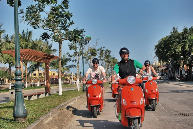 Eco Life & Farming Tour By Bicycle and Electric Scooter From Da Nang