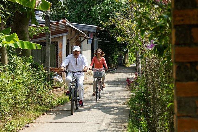 ホーチミン市からの2日間のメコンデルタ自転車ツアー