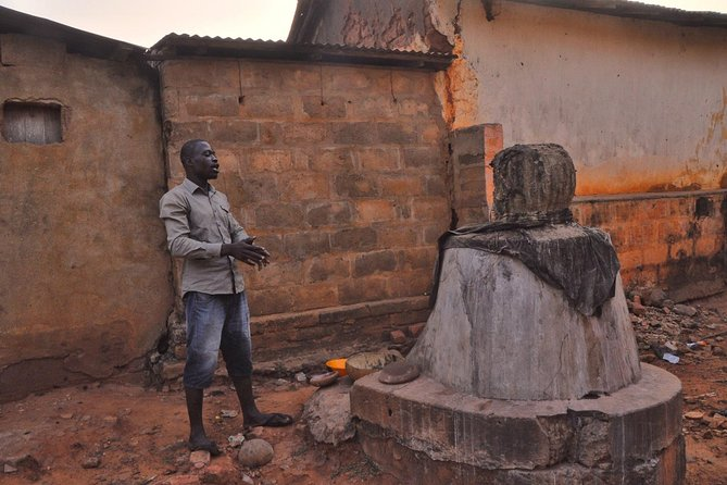 1-Day Voodoo and Village Tour of Togo