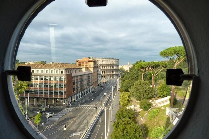Rome Shore Excursion with Optional Vatican and Colosseum Tour