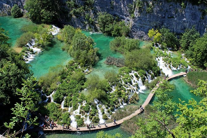 Fully Private Plitvice Lakes Tour from Zagreb